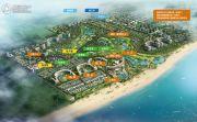 海南・绿城蓝湾小镇规划图