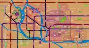 金沙半岛交通图