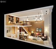 昆明新城吾悦广场1室1厅1卫37--50平方米户型图