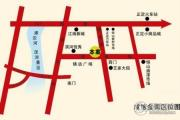 成德金街交通图