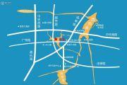 隆腾广场交通图