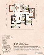芭东海城3室2厅2卫178平方米户型图