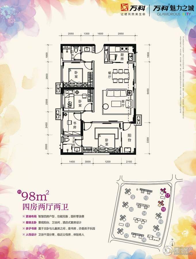 珠海_万科魅力之城_图片展示|楼盘动态|房产图库|报价