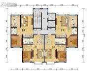 玉龙湾1室1厅1卫0平方米户型图