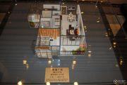 明福智富广场3室2厅2卫88平方米户型图