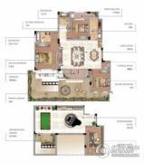 友邦皇家公馆4室3厅2卫0平方米户型图