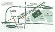 碧桂园荔山雅筑交通图