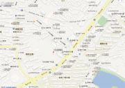 万科翡翠国际交通图