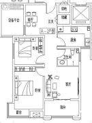 彩虹湾2室2厅1卫0平方米户型图