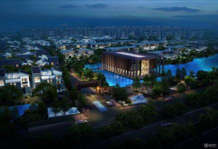 建业生态新城