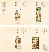 菩禧龙城6室3厅7卫276平方米户型图