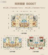 襄阳碧桂园257平方米户型图