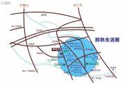 康格斯花园交通图