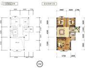 国鑫凤垭山0室0厅0卫519平方米户型图