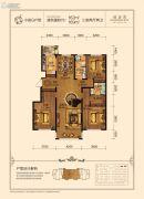 钻石湾3室2厅2卫0平方米户型图