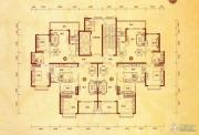 沧州恒大城2室2厅1卫95平方米户型图