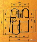 酉酉LOFT公寓2室2厅1卫116平方米户型图