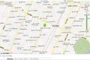 泓宇中央一品交通图