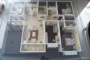 东京国际1室1厅1卫0平方米户型图