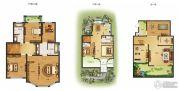 南湖燕园6室3厅4卫245平方米户型图