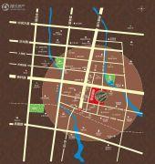 金鼎华郡交通图