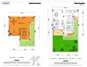 金牛国际社区117平方米户型图