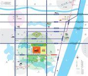 碧桂园泰富城交通图