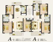 尚京新城3室2厅1卫83平方米户型图