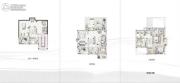 双溪源璞境3室2厅1卫299平方米户型图