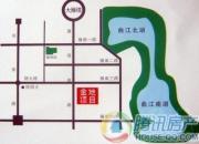 金地曲江尚林苑交通图