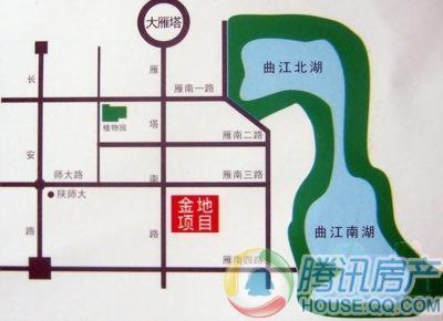 金地曲江尚林苑