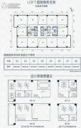 成卓世纪中心0平方米户型图