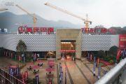 重庆巴南万达广场实景图