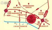 万彩城交通图