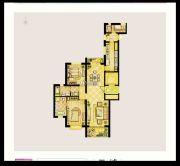 世茂新五里河2室2厅2卫162平方米户型图