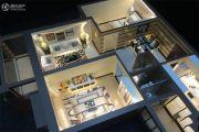 远达锦绣半岛2室2厅1卫105平方米户型图