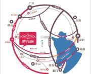 澳华新城交通图