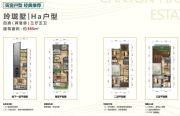 广佛新世界385平方米户型图