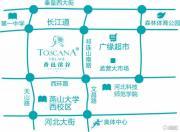 香邑溪谷交通图