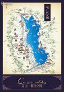 苍山・假日公园交通图