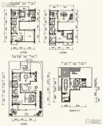 大理银海山水间5室4厅5卫395平方米户型图