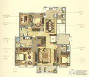 御赵金台4室2厅2卫250平方米户型图