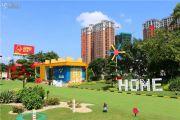 碧桂园城市花园(广州)实景图