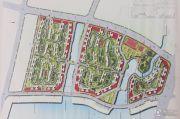 湖景花园规划图