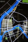 滨江印象交通图