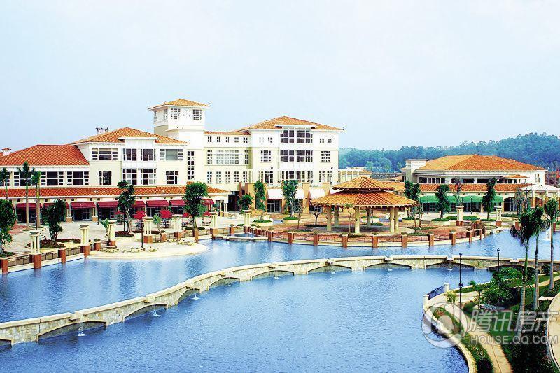 祈福南湾半岛小区实景图(2010.12.02)