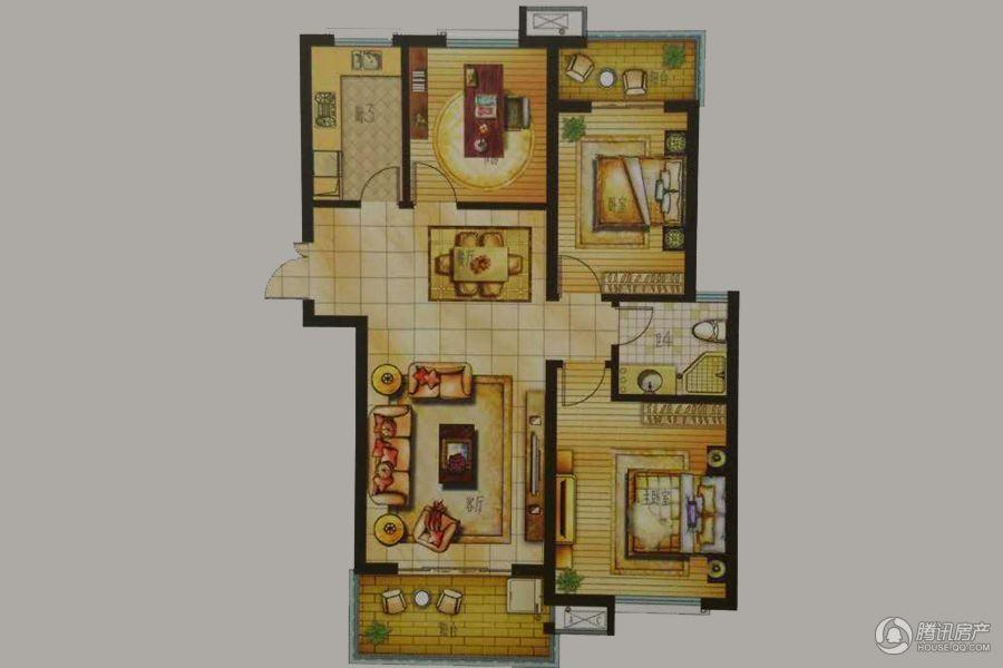 万泰国际花园 小高层房源在售 均价9200元/平
