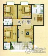 庆华阳光3室2厅1卫0平方米户型图