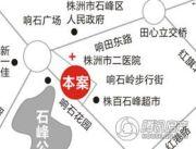 中铁汇通国际交通图