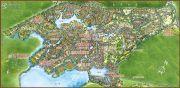 美林湖天琴半岛规划图
